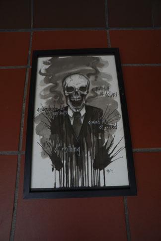 EnTze_Skeleton Portrait