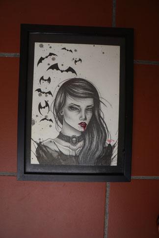 EnTze_Vampiress Portrait