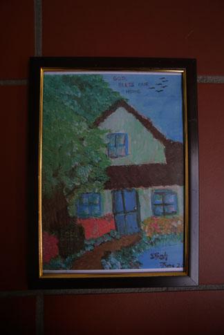 Sandra_God,Bless Our Home